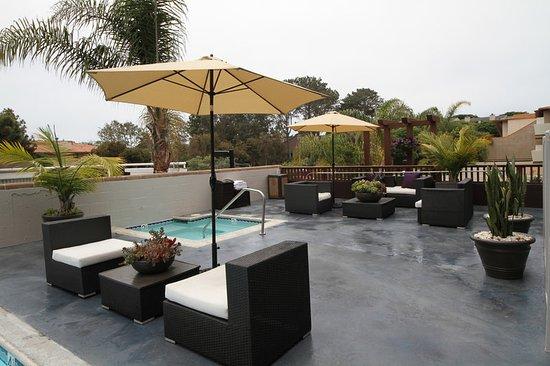 Solana Beach, Kalifornien: Pool