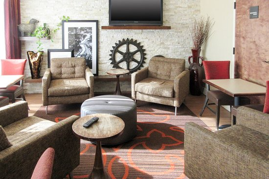 Comfort Inn Atlanta Airport : Lobby