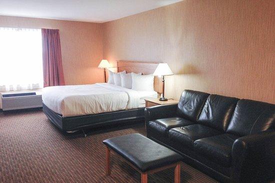 Cornwall, Kanada: Guest room