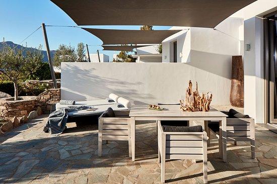 Chora, Greece: Guest room