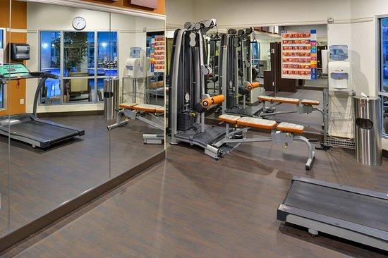 Comfort Suites Airport Tukwila: Health club