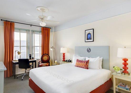 Hotel Carlton, a Joie de Vivre hotel: Guest room