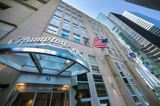 Hampton Inn Manhattan / Downtown - Financial District Hotel