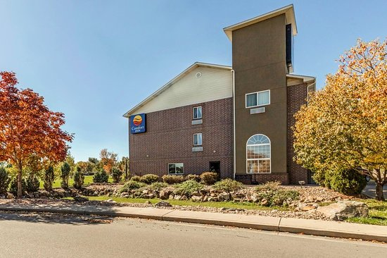 Exterior Picture Of Comfort Inn Denver West Wheat Ridge Tripadvisor
