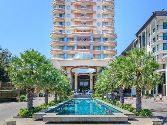 Long Beach Garden Hotel Pattaya Thailand