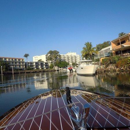 Noosa Dreamboats Classic Boat Cruises: Great times