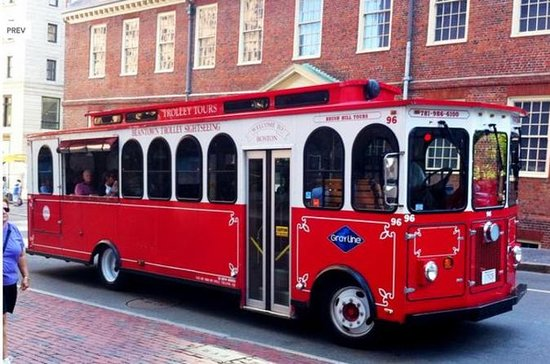 Tour di Boston sul Beantown Trolley e crociera nel porto