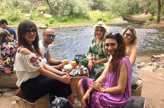 Tour privato della Cappadocia: città