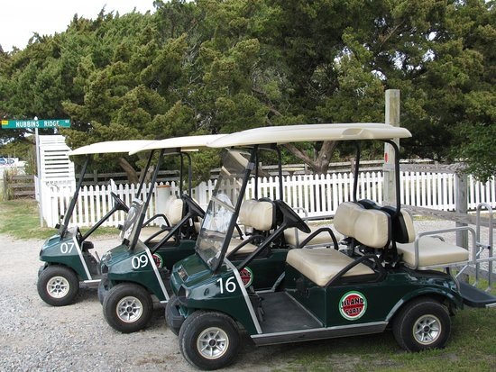 ‪Ocracoke Island Golf Carts‬