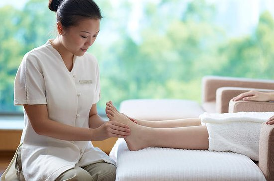 Foot Massage with Hotel Pickup in Shanghai