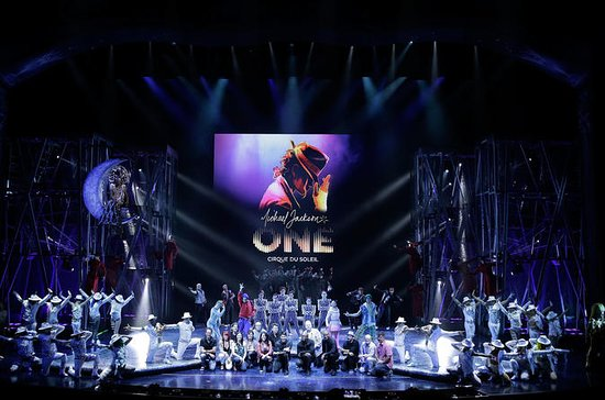 Michael Jackson One by Cirque du Soleil® with Rivea Dinner