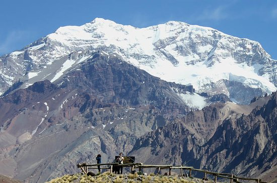 Aconcagua Trekking Full Day Tour from...