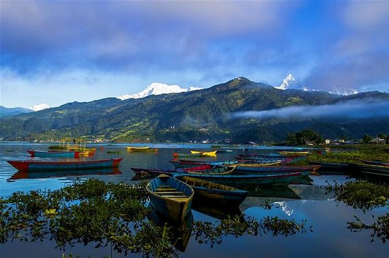 Daily Flight To Pokhara From Kathmandu Including Airport Transfer