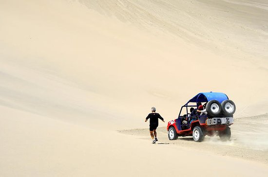 Buggies & Sandboard from Paracas