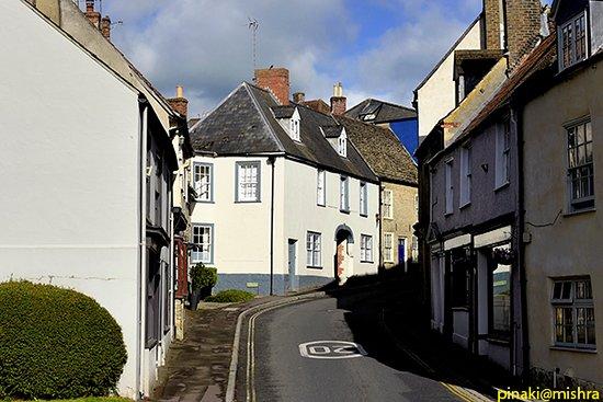 Bruton town