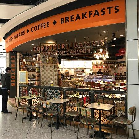 Comptoir libanais hounslow restaurant reviews phone - Comptoir restaurant london ...