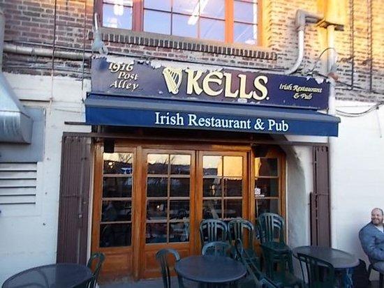 Kells Irish Restaurant Post Ally Seattle