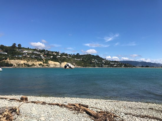 Nelson, New Zealand: Fifeshire rock from Haulashore Is