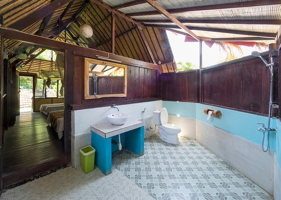 Woodstock Gili - Garden Bungalows: eco-friendly bungalow