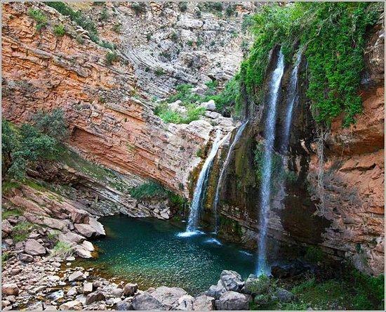 Dezful, Iran: the Shavi cascade