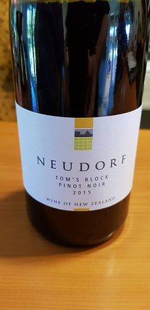 Upper Moutere, New Zealand: Pinot noir