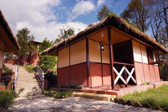 Entrance - Picture of Bustee Village Farm House, Gangtok - Tripadvisor