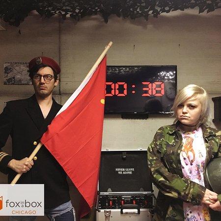 Fox In A Box Escape Room Chicago Chicago Il