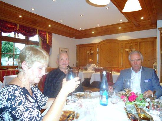 Berghaupten, Deutschland: Restaurant Hirsch