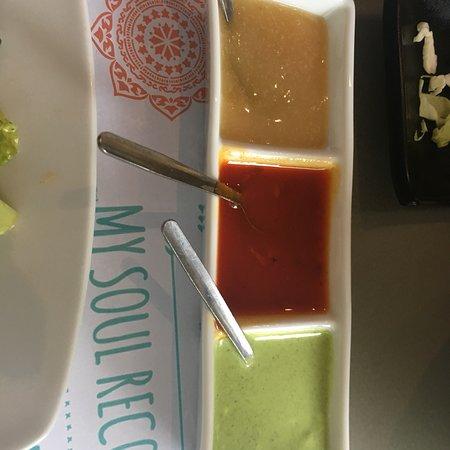 Namaste Indian Restaurant: Πολύς λόγος για μια μετριότητα
