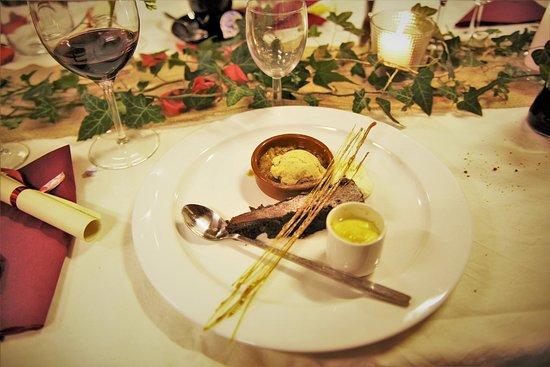Meikirch, Schweiz: Dessert