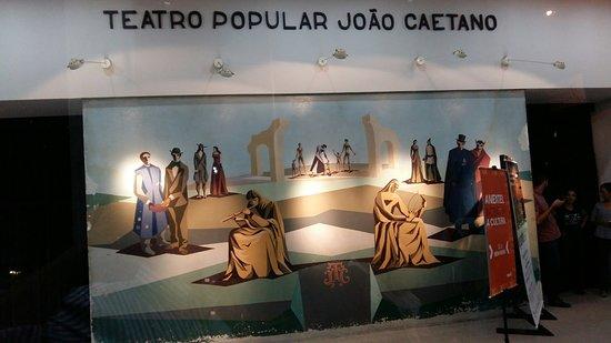Joao Caetano Theater