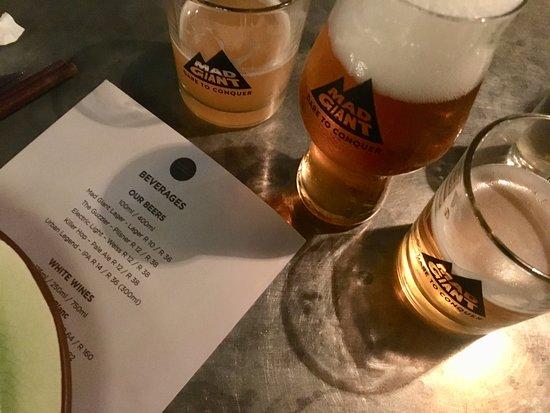 Urbanologi: Beer Tasting