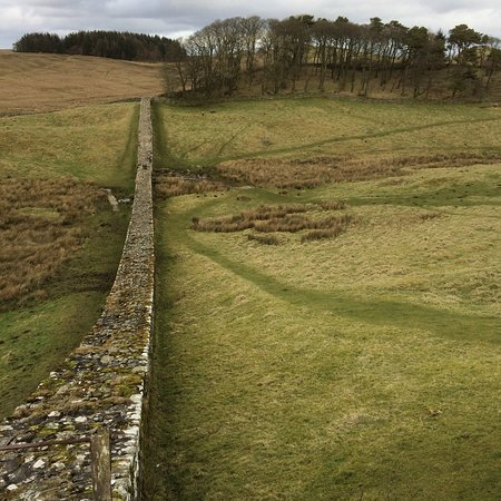 Housesteads Fort and Museum - Hadrian's Wall: photo3.jpg
