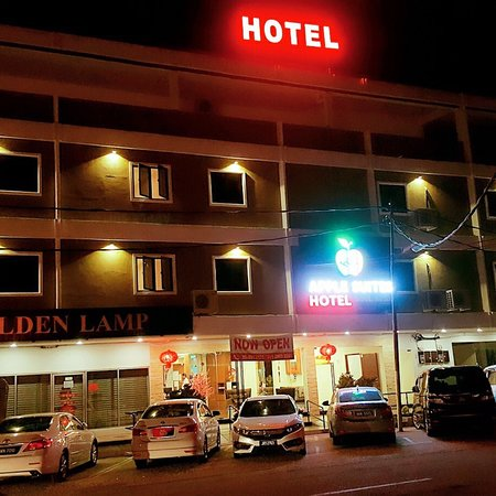 Sitiawan, Malásia: Apple Suites Hotel