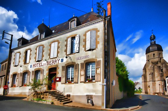 Hotel du Berry