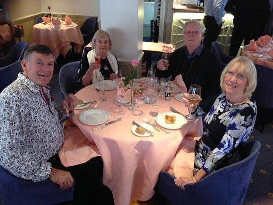 Oslo Court : Fabulous meal