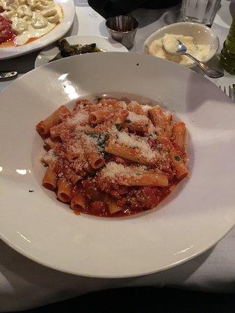 Viaggio pasta special of the day