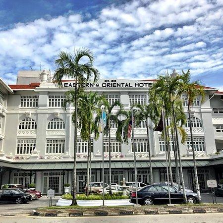 Eastern And Oriental Hotel Penang Tripadvisor