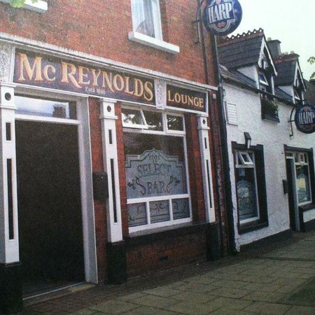 Dungiven, UK: McReynolds Bar