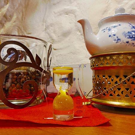 Tee Kaffee Und Kuchen Sehr Viele Teevariationen Zum Probieren Und