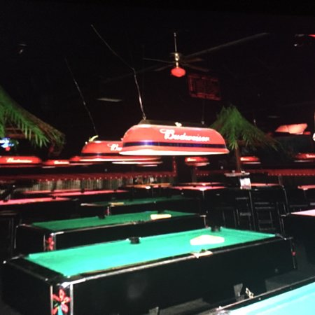 The Pink Galleon Billiards & Games