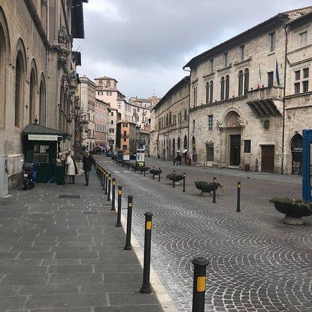 Perugia, Italia: Febbraio 2018