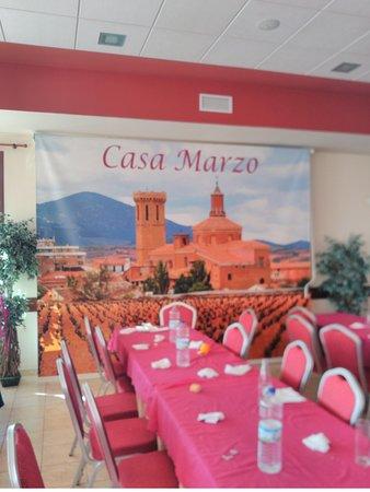 Carinena, Spain: el comedor