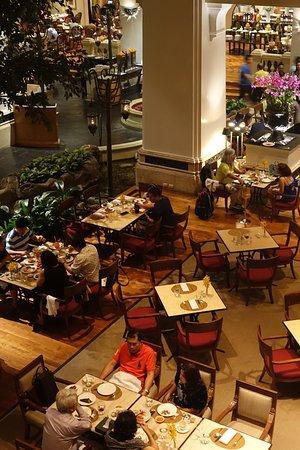 The Dining Room At Grand Hyatt Erawan Bangkok