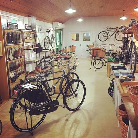 The Traditional Cycle Shop