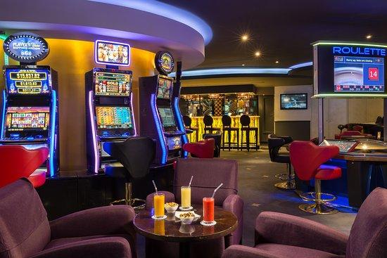 Casino Barriere El Gezirah - Le Caire