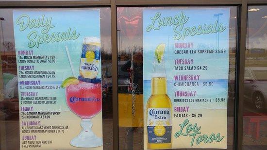 Lorain, OH: Los Toros