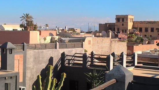 Riad Dar El Masa: Terrace