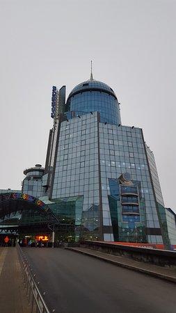 Samara Railway Station: Вокзал