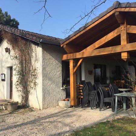 Rhone, France: Auberge La Sauvagine